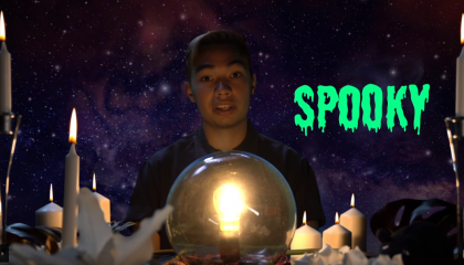 muxetv Goldthread - SPOOPY OR SPOOKY? Episode 4: Chinese Black Magic