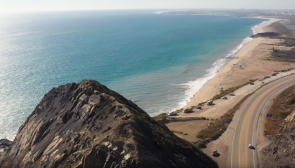 muxetv venm Point Mugu Beautiful Malibu Beach 4k Drone
