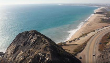muxetv venm Point Mugu Beautiful Malibu Beach 4k Drone